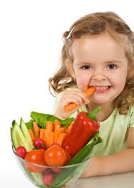 healthy diet for 5 year old