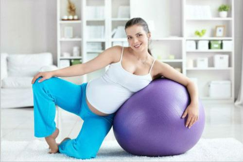 How To Use Yoga Ball To Induce Labor New Kids Center